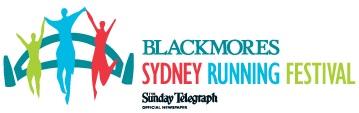 シドニーマラソン大会ロゴ