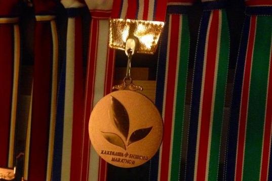 2006年のですが入賞メダル(6位)