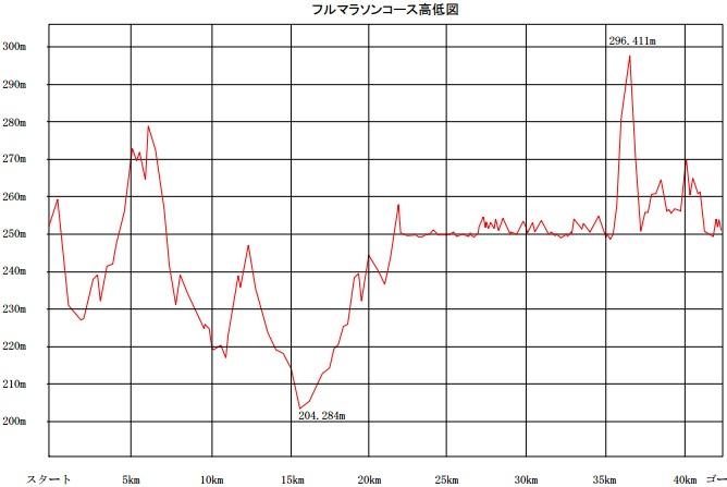 出典:田沢湖マラソン公式