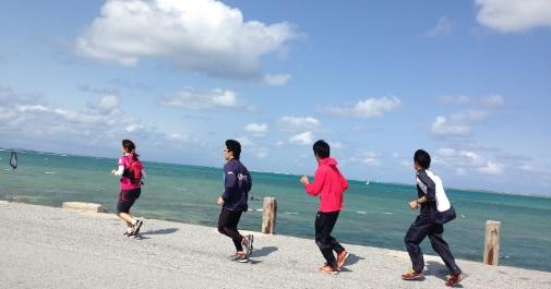 沖縄県マラソン
