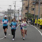 横浜国際女子マラソン さいたま市