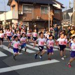 田舎のマラソン大会