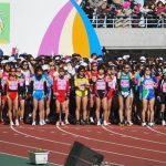 国債女子マラソン