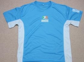 しまだ大井川マラソン 参加賞Tシャツ2012