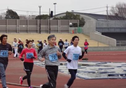 相模原市民健康マラソン・ジョギング2
