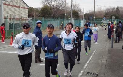 相模原市民健康マラソン・ジョギング