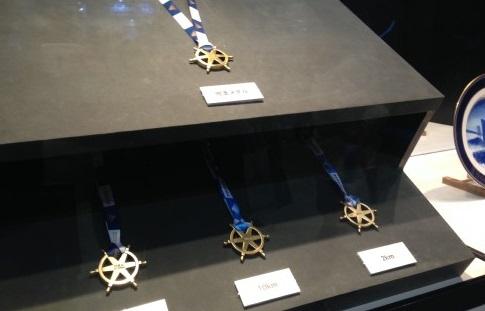 横浜マラソン 完走メダル