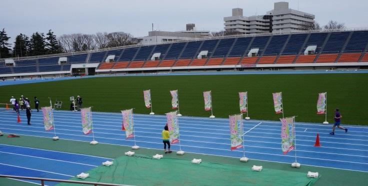 駒沢公園陸上競技場