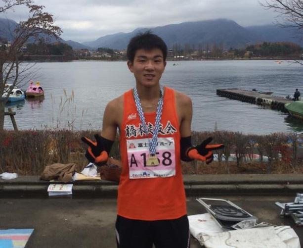 富士山マラソンで2時間36分04秒をマーク