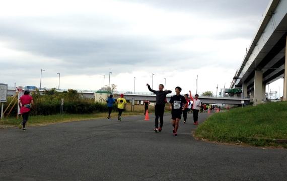 東京マラソン出走権を獲得した面々